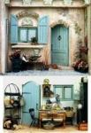 French Kitchen/Flower Shop -- Bluette Meloney