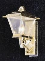 Gold Coach Lamp