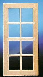 Standard 8-light Window