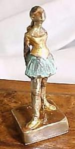 Little Dancer, Circa 1881, Bronze
